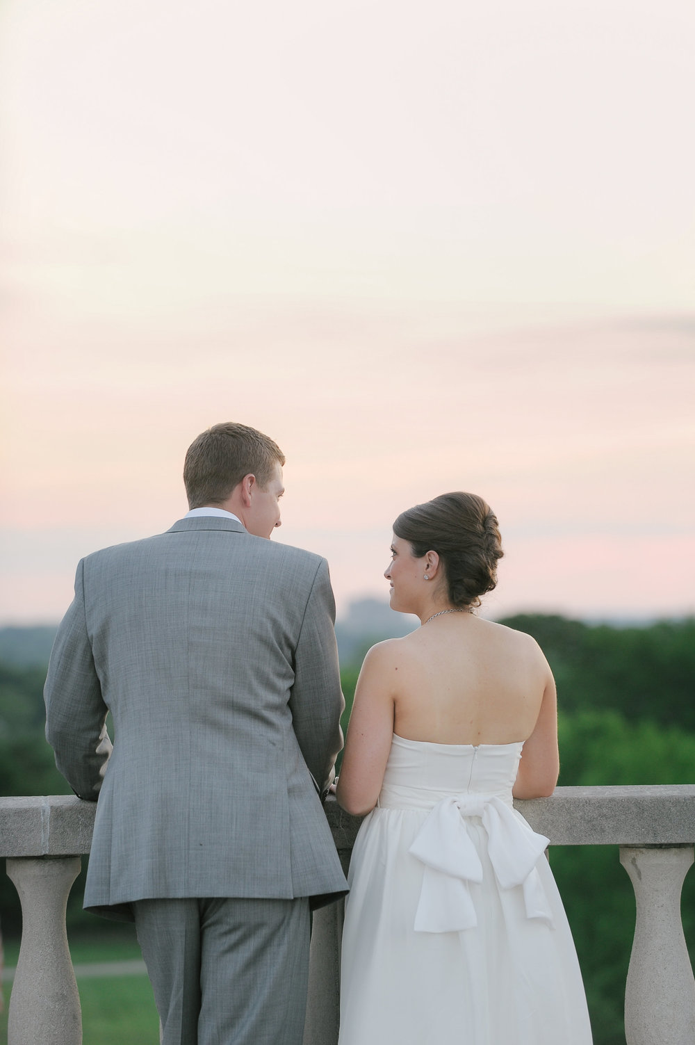 Mark & Jen in Cincinnati, Ohio | Ault Park