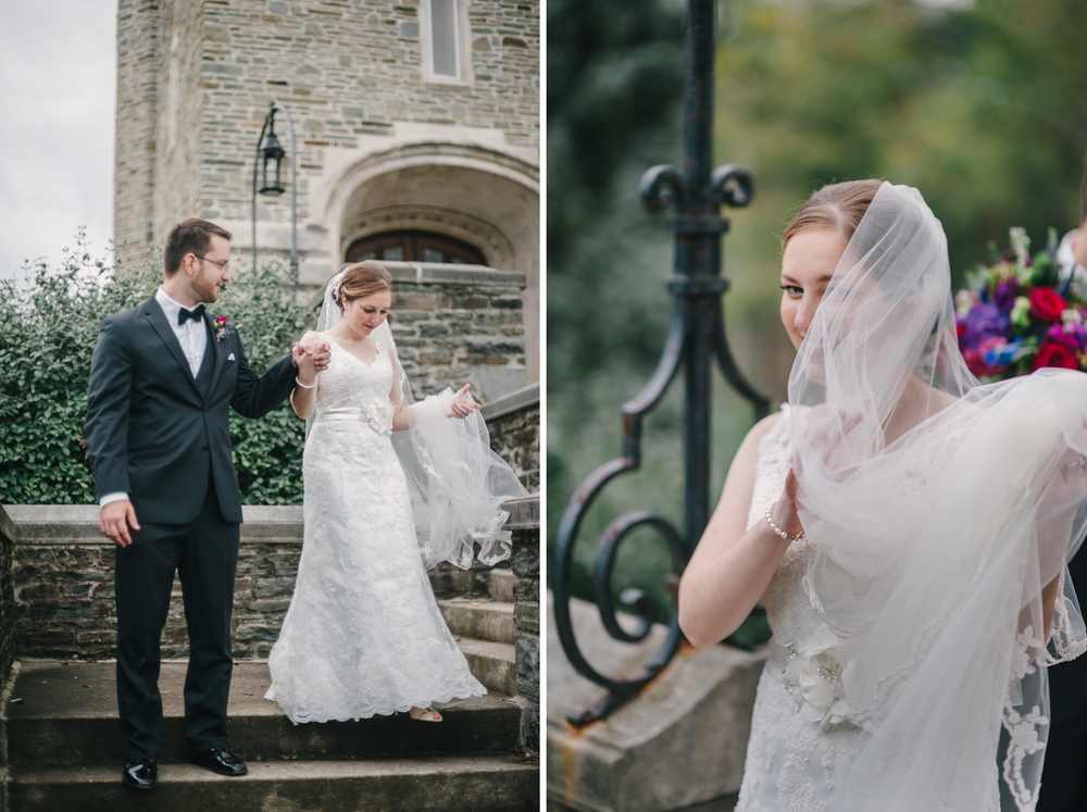 Old Courthouse Wedding in Dayton, OH by AndreaBelleStudios.com