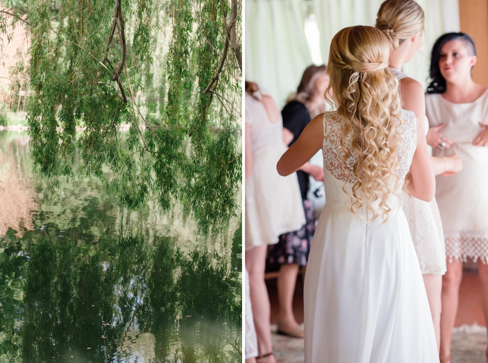 Schedel Arboretum and Gardens Wedding by Andrea Belle Studios