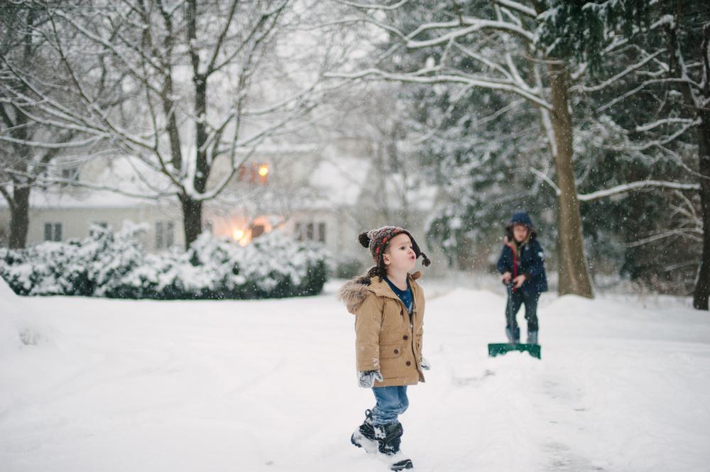 Winter Scene AndreaBelleStudios.com