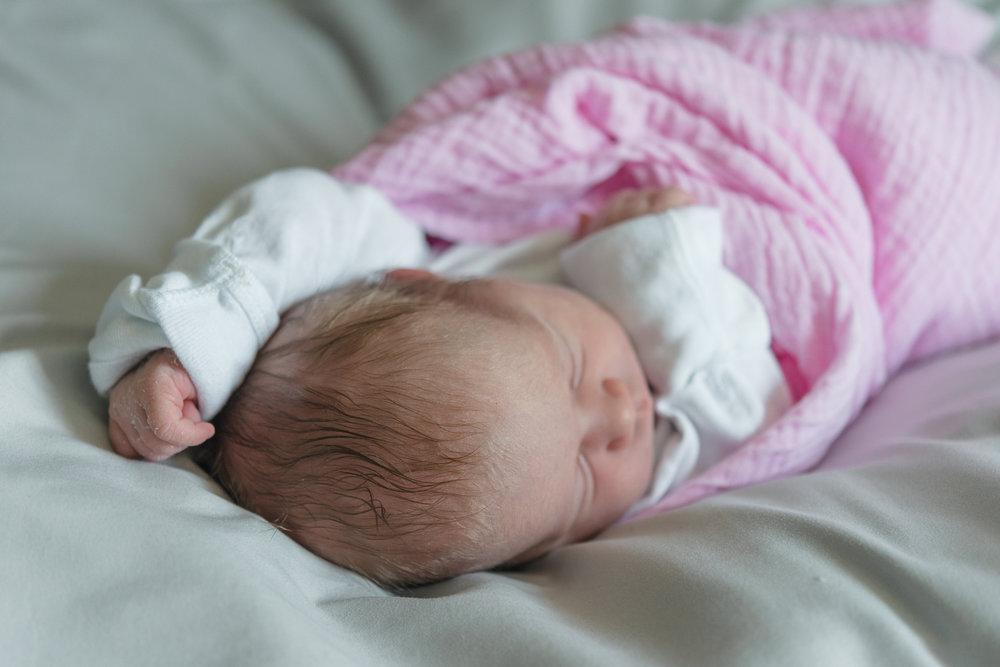 Dayton Newborn Photography | AndreaBelleStudios.com