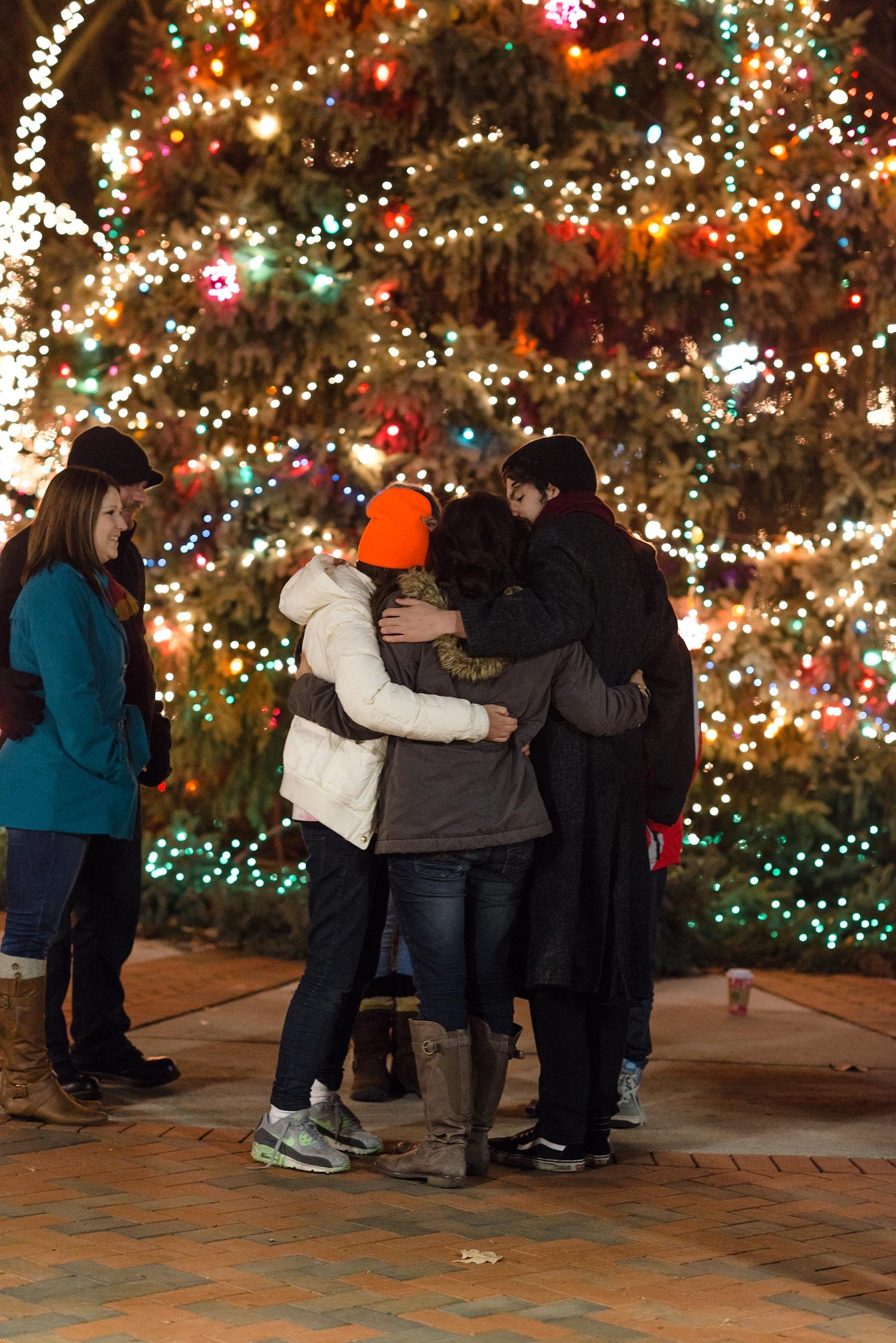 christmas proposal dayton ohio fraze pavilion andreabellstudioscom - Christmas Lights In Dayton Ohio