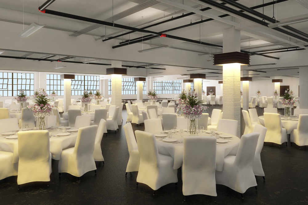 Aveda Institute: Banquet Room
