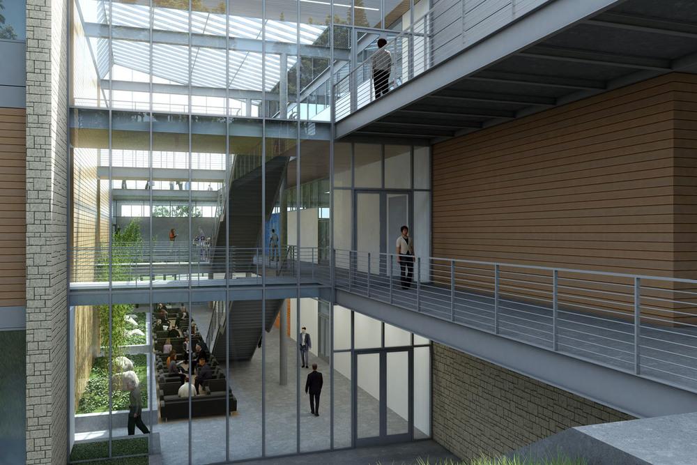 Umpqua Community College: Allied Health Building