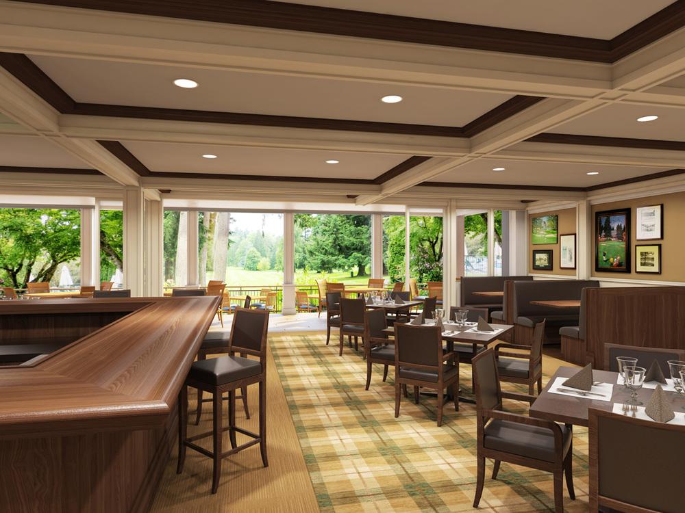 Portland Golf Club: Remodel