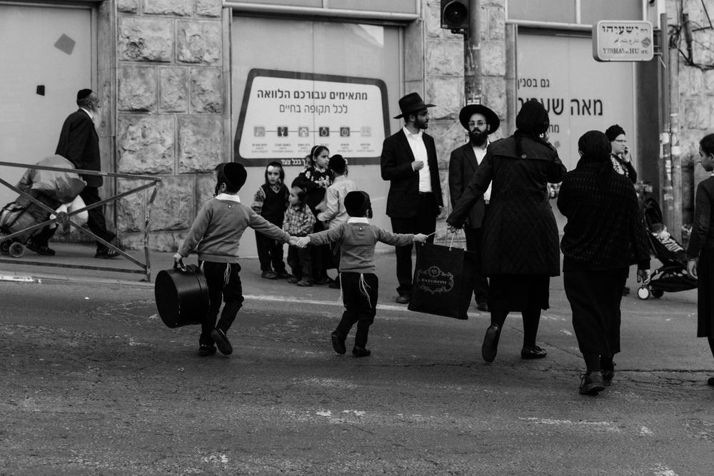 jewish quarter, jerusalem, israel.   israel collective