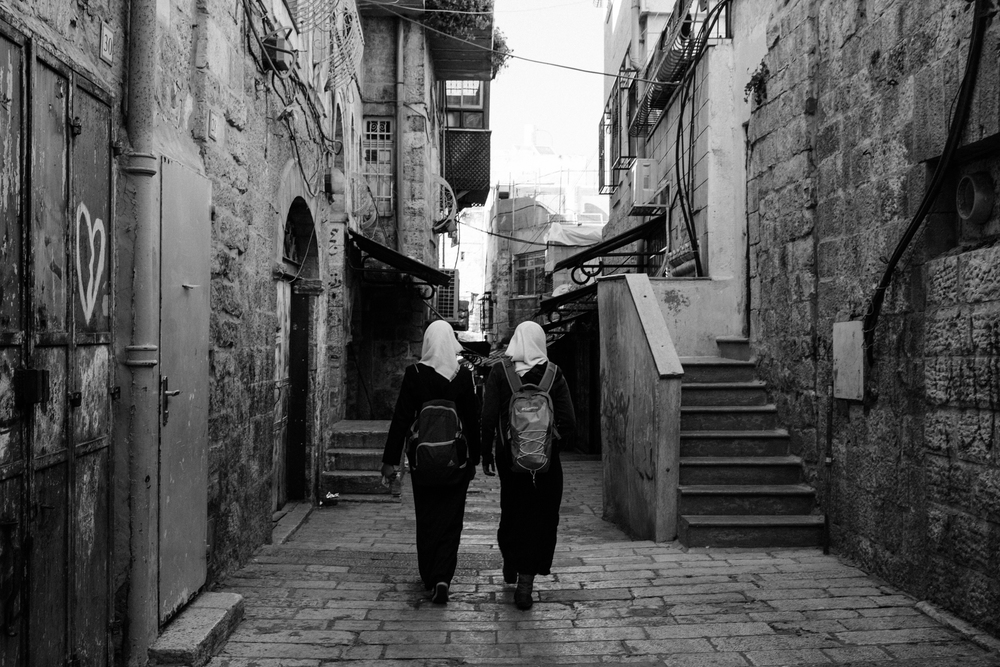 old city of jerusalem, israel.   israel collective