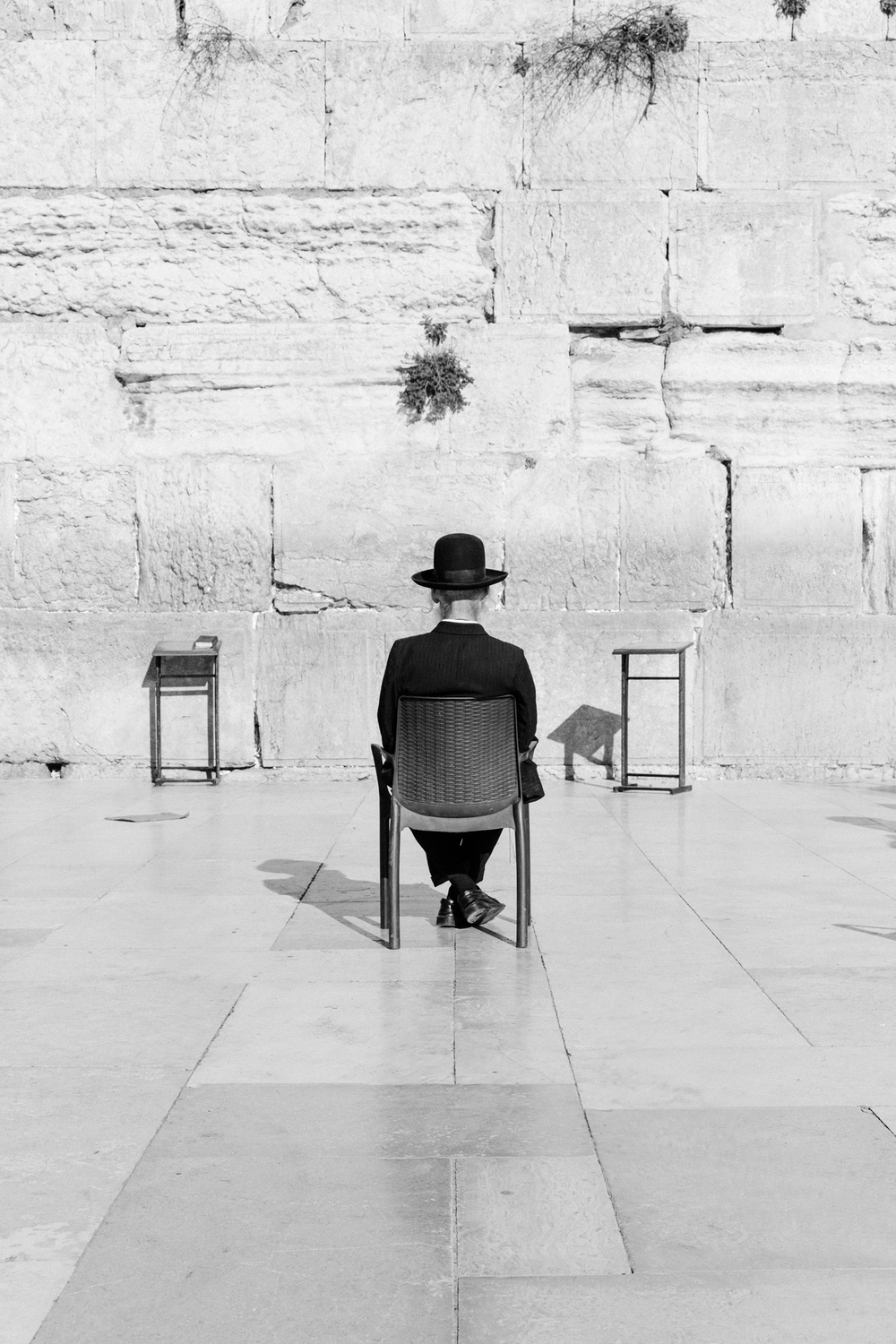 wailing wall, israel.   israel collective
