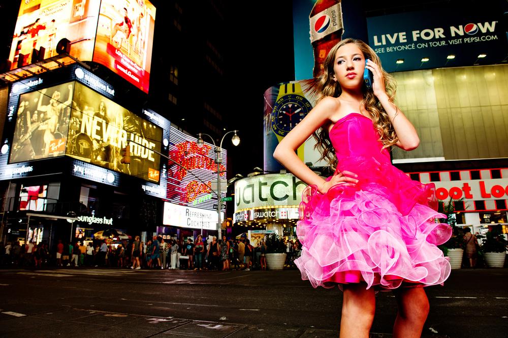 NYC Bat Mitzvah Photography