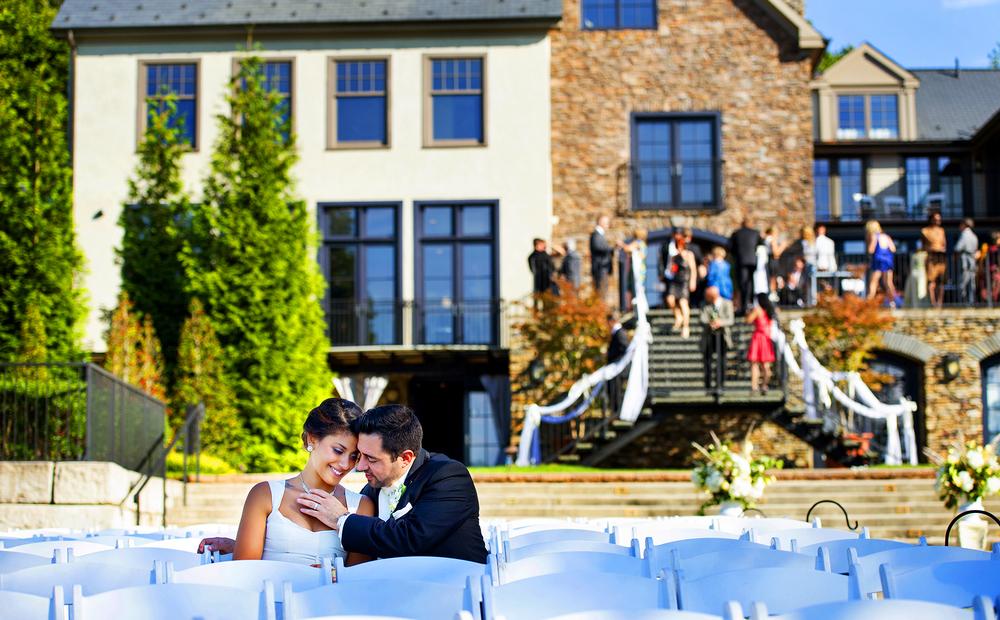 Weddings at The Lake House, PA