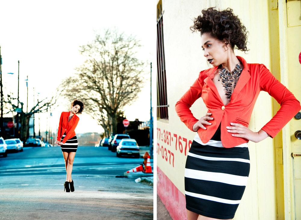 Philadelphia Fashion Photography