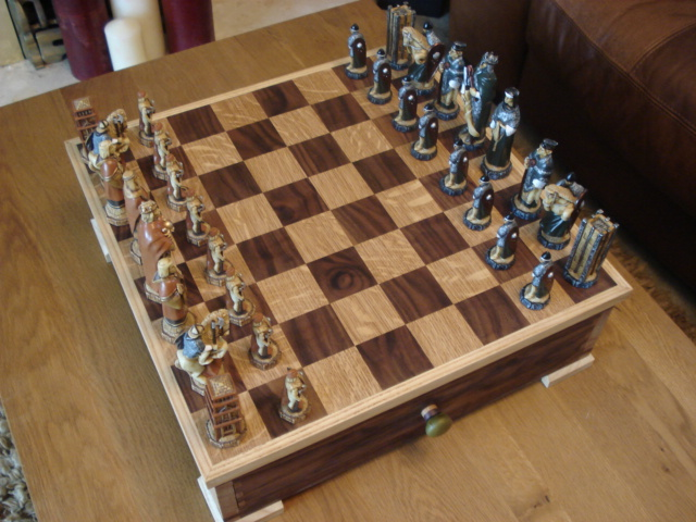 Chess board / case