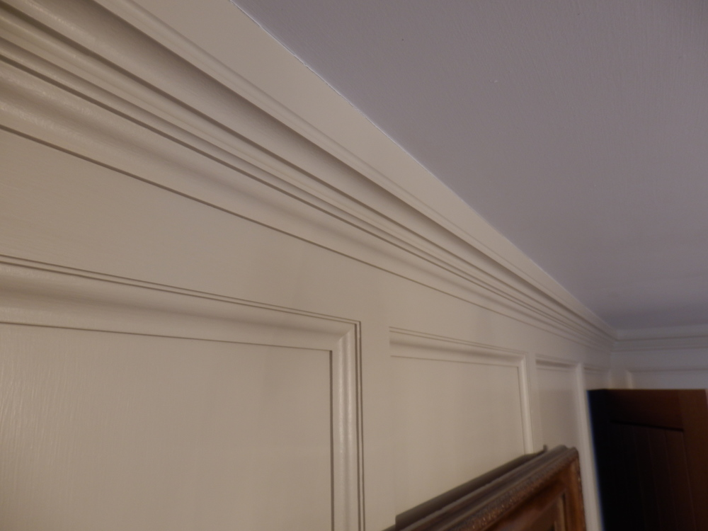 Coving detail