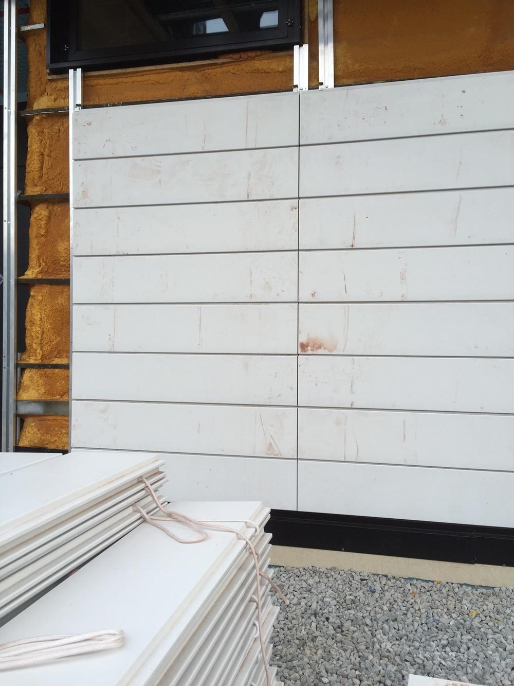 MODERN HOUSE TORONTO Ceramic Cladding Panels E2 Studio