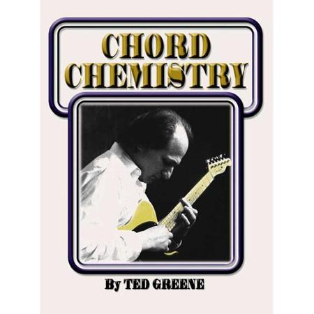 Ted Greene Chord Chemistry The Music Center