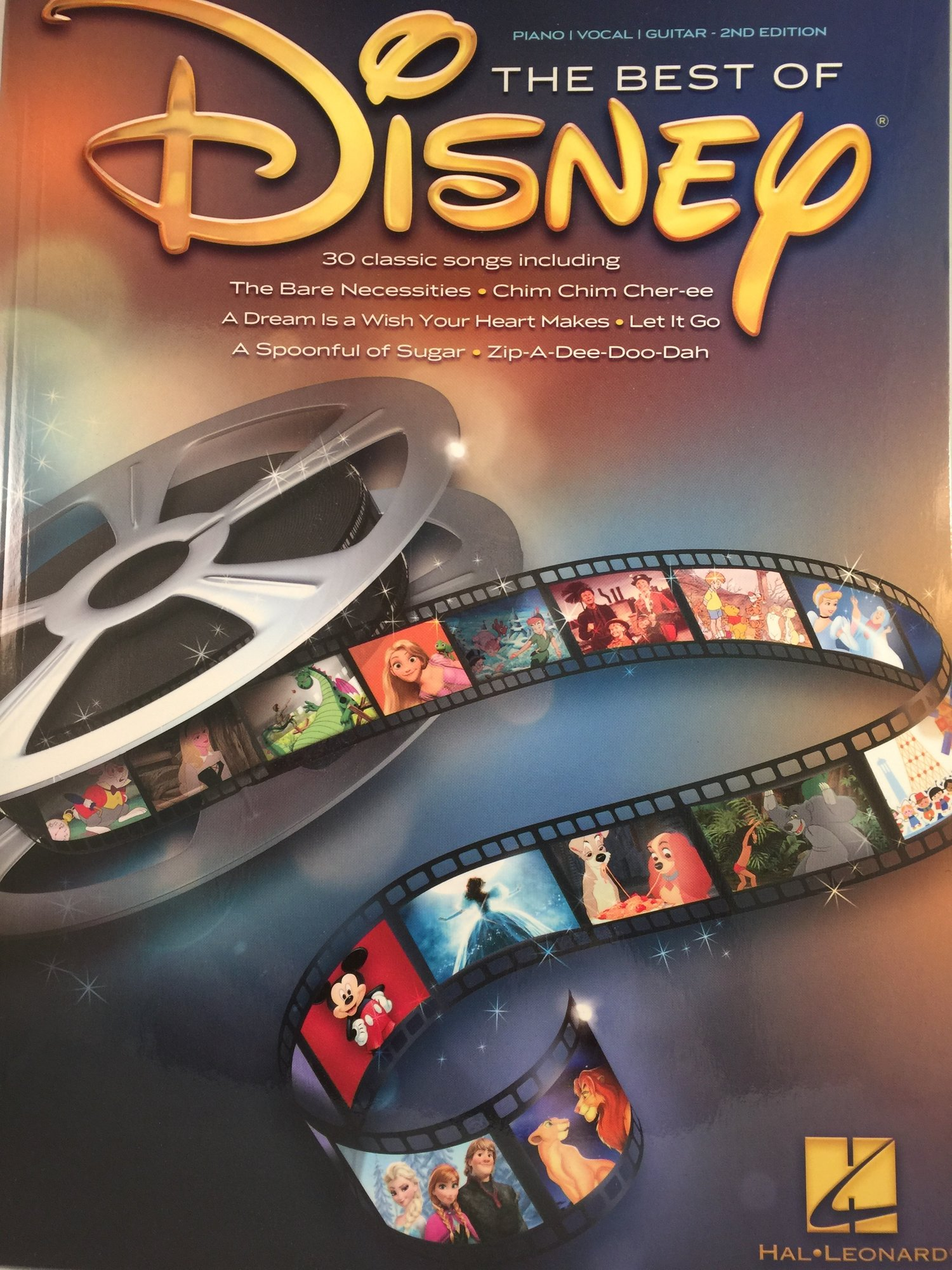 The Best of Disney – 2nd Edition
