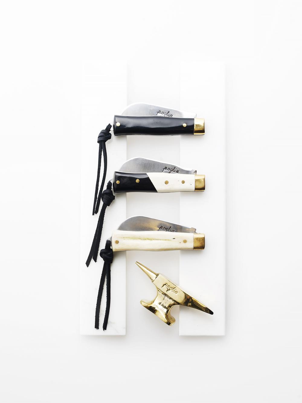 Poglia Handcrafted Knives
