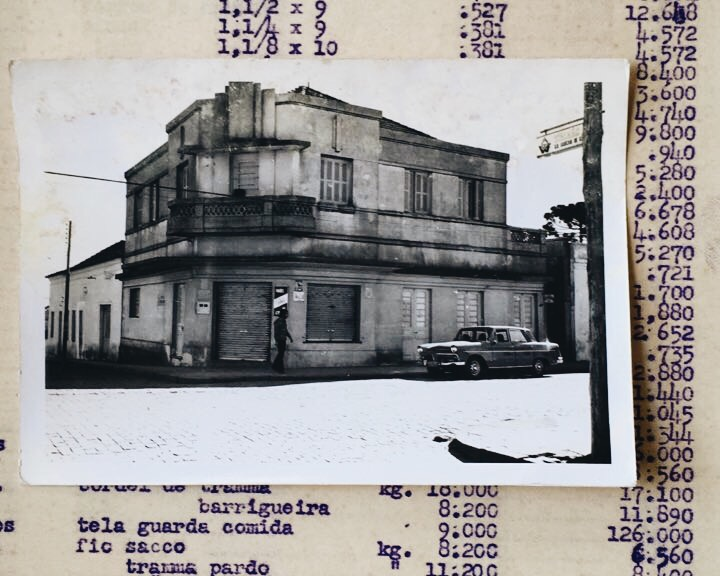 A. Poglia & Irmao Storefront