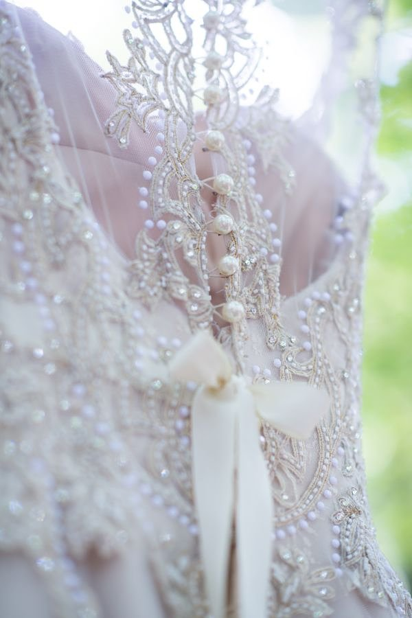 I HAD to add a shot of my favorite Veluz wedding gown.  Its just PERFECT!  The detail is amazing!