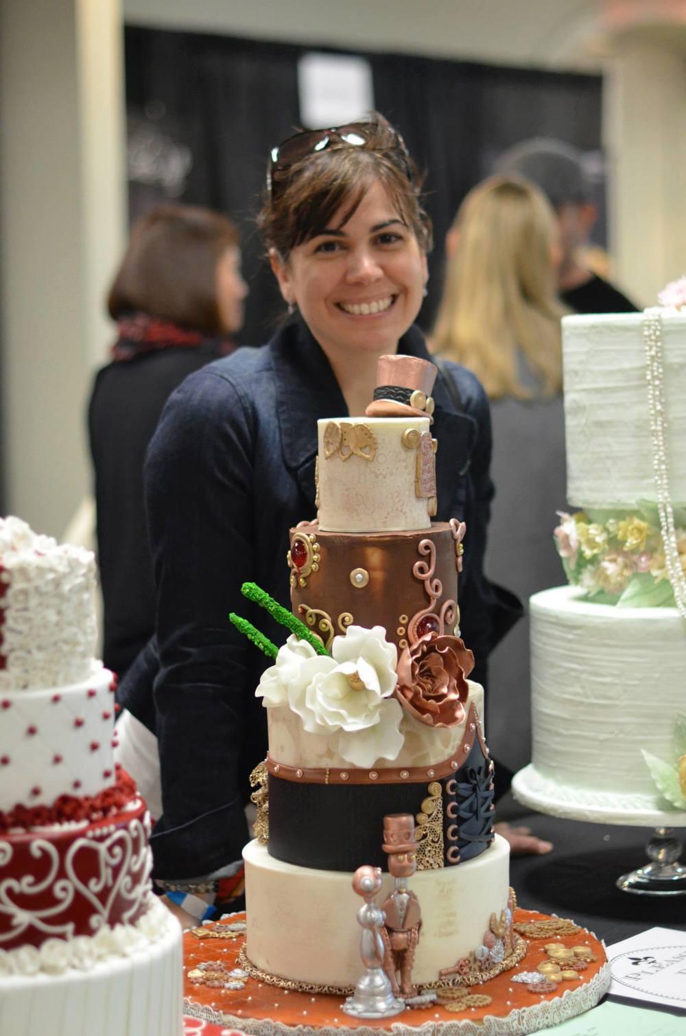 Photo Credit: Liz Marek of Artisan Cake Company… Thanks Liz! ;)