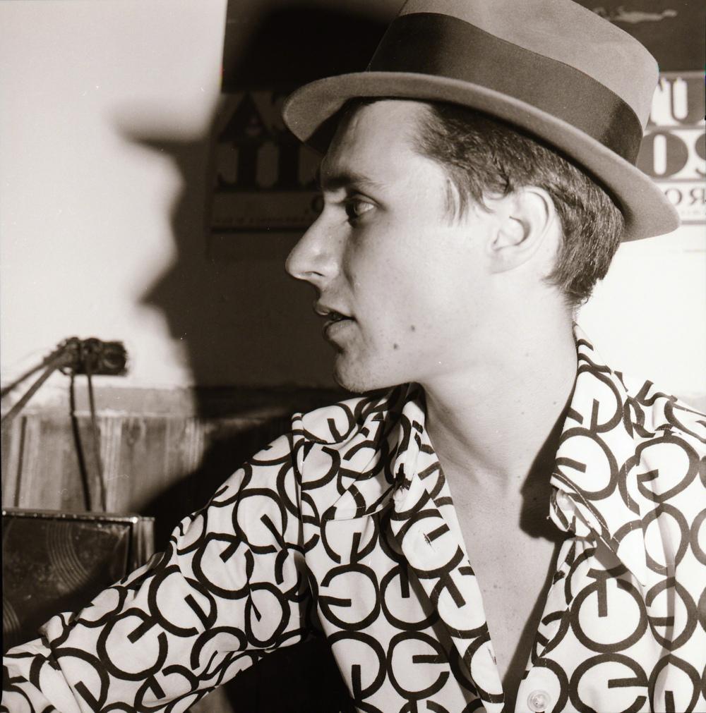Fedora Portrait of Steve Stain, 1980.jpg
