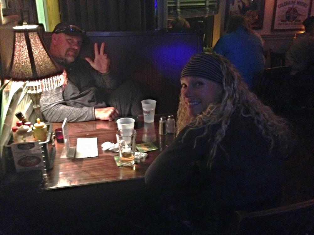 Patterson's Irish Pub!