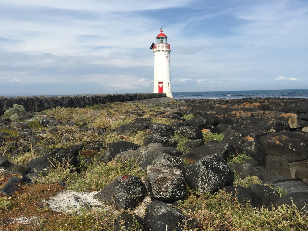 Point Fairy lighthouse