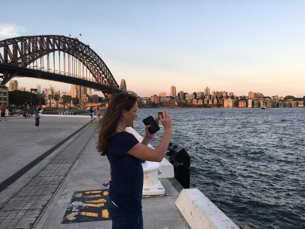 Being Tourist!