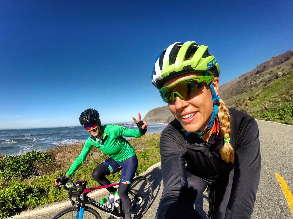 This stretch of the lost coast is our happy place!