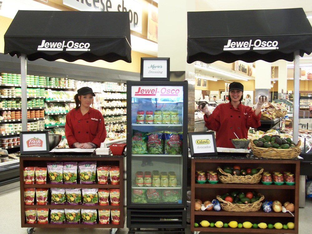 Sampling Program at Jewel-Osco.JPG