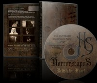 The HorrorscapeS DVD is still available.