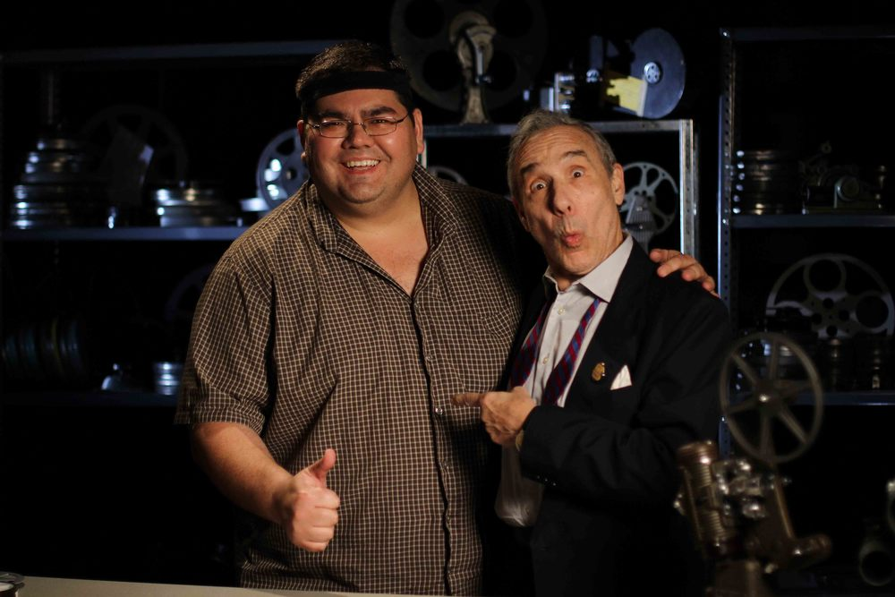 THE REEL OF HORROR - LLOYD KAUFMAN ON SET 5.jpg