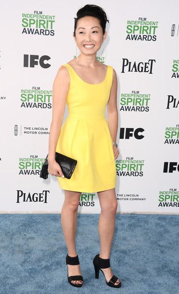 Lulu Wang - 2014 Film Independent Spirit Awards