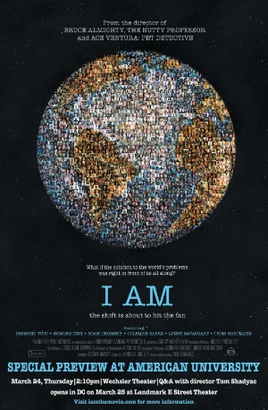 "For more information, visit the official ""I AM""  website ."