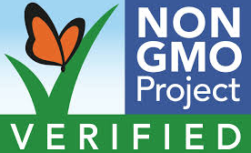 Labeling GMO ingredients is not regulated in the United States, so Look for this label on foods to make sure they are really GMO free products.