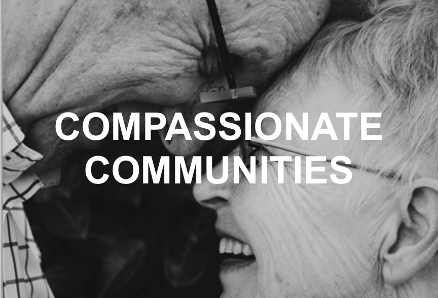 National Compassionate Communities Practice Forum - National Compassionate Communities Practice Forum : Engaging people, health services and communities for wellbeing at end of life.