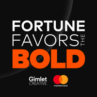 Branded podcast with Mastercard about money