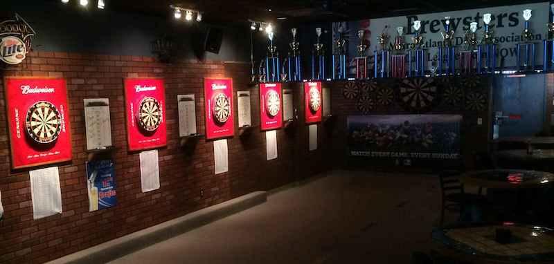 Brewster's Dart Room