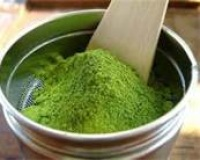 Matcha Green Tea                      $22  (1 oz can)