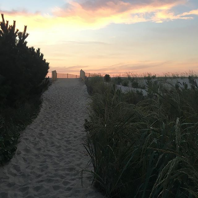 Sandy toes & warm summer mornings... the cure for all things that ail you. * Summer is in a tail spin. Kids are gearing up for school. Make sure to soak up a few more seconds before it's almost gone, even if ya gota wake up a few minutes earlier! * #beachpilatesandwellness #farmfoodiefitness #bethanybeachdelaware #bethanybeach #beachdays