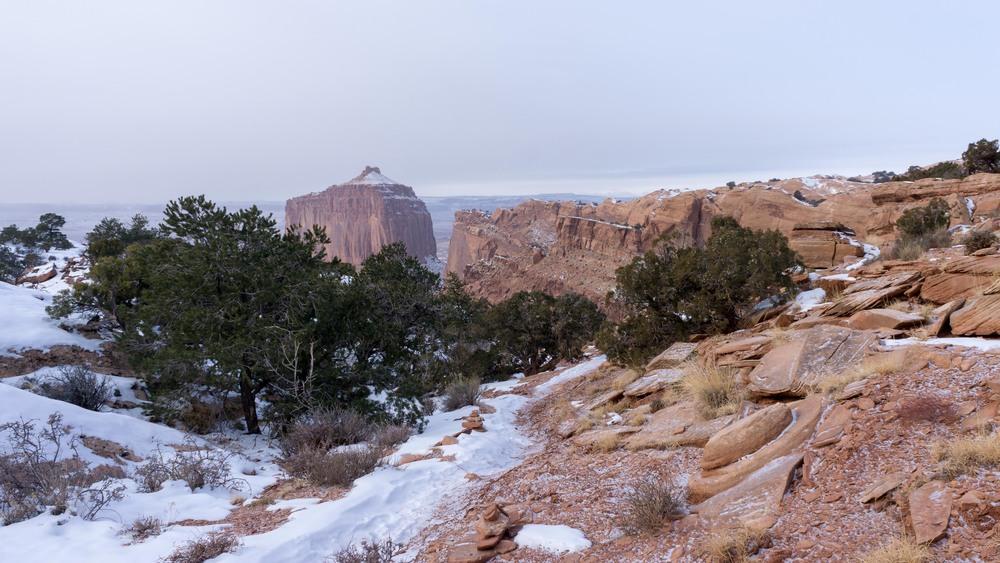 False Kiva Trail Canyonlands