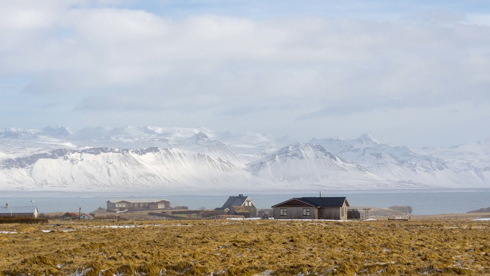 ARNARSTAPI Iceland