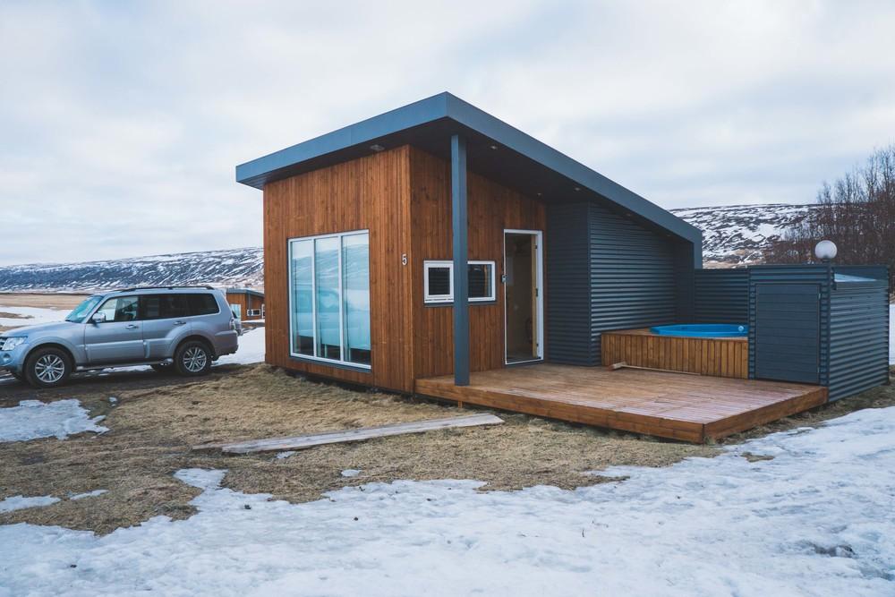 Einishus Cottages Myvatn Iceland