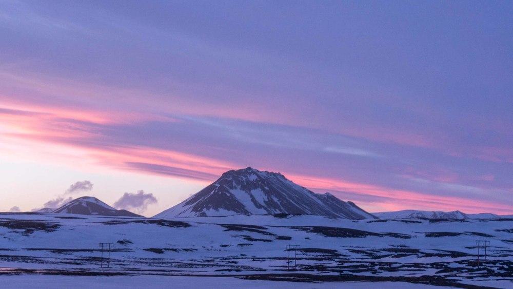 Myvatn Iceland