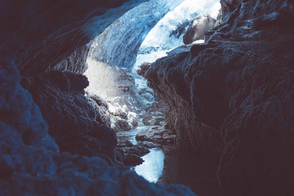 Vatnajokull Ice Cave Iceland