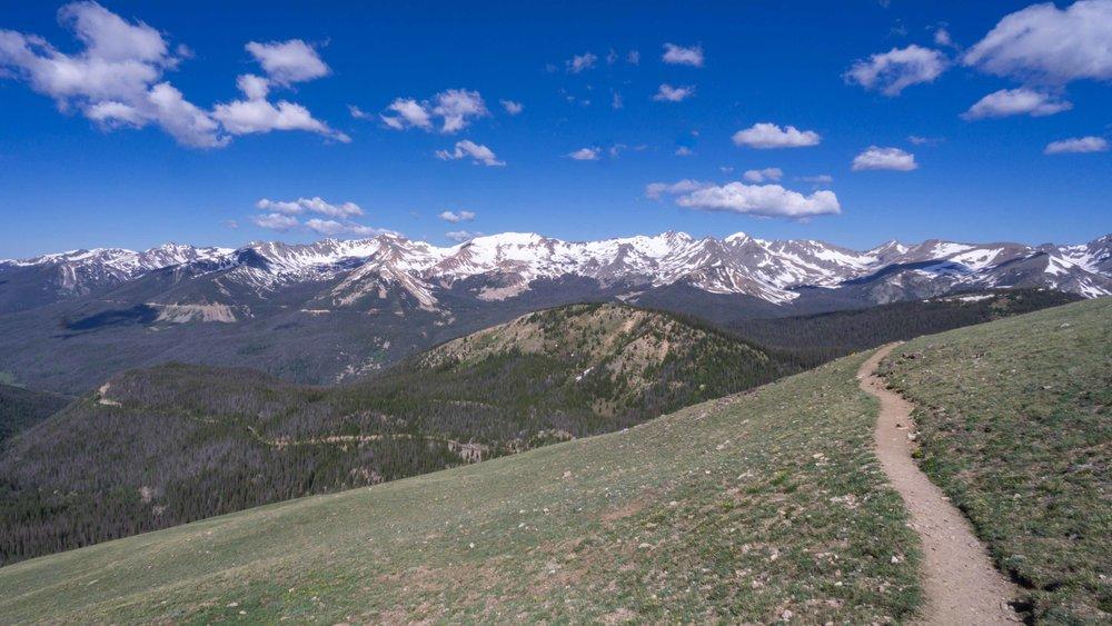 Mt. Ida - 12,865'