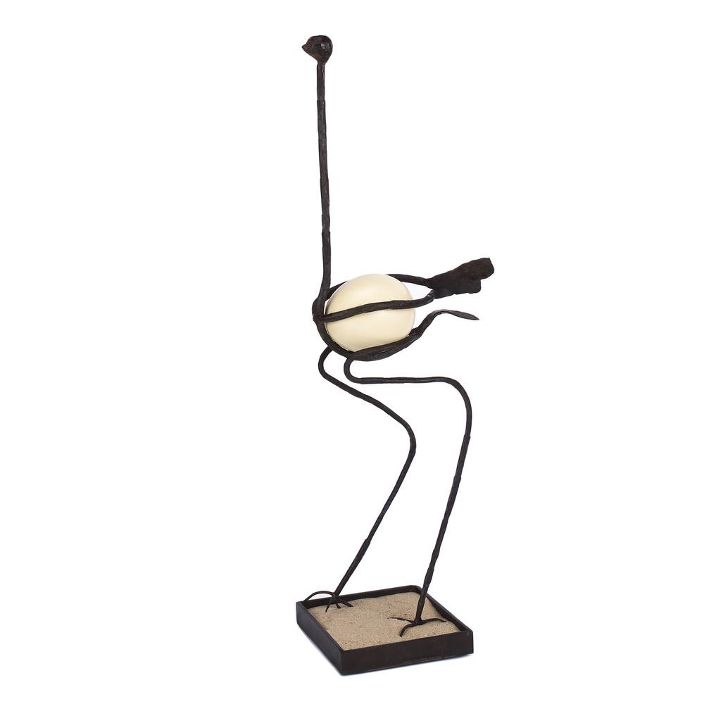 Ostrich (Giacometti Style)