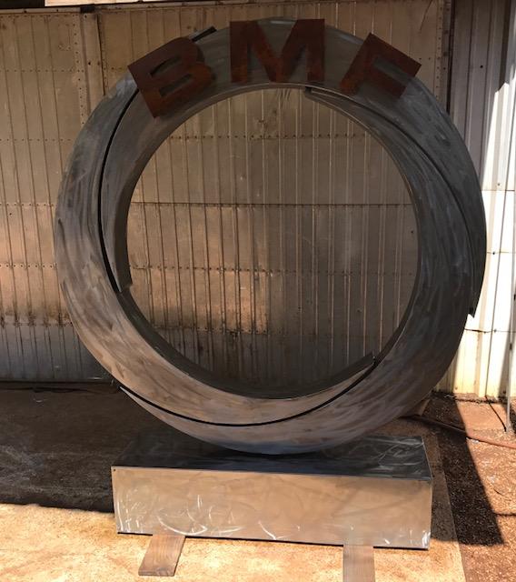 BMF CIRCLE LOGO