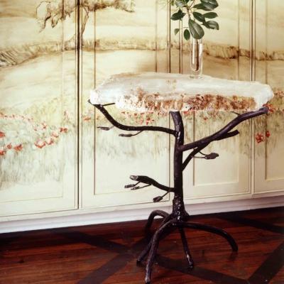 SELLINITE TREE TABLE