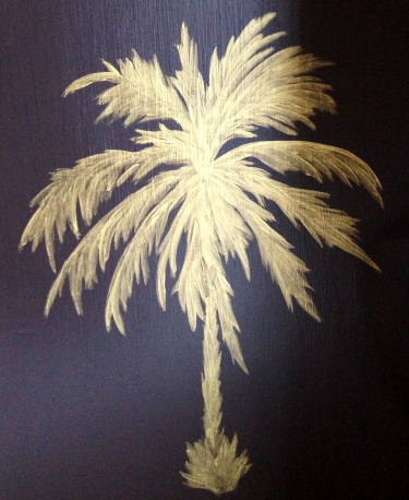 who doesn't love a perfect palm?
